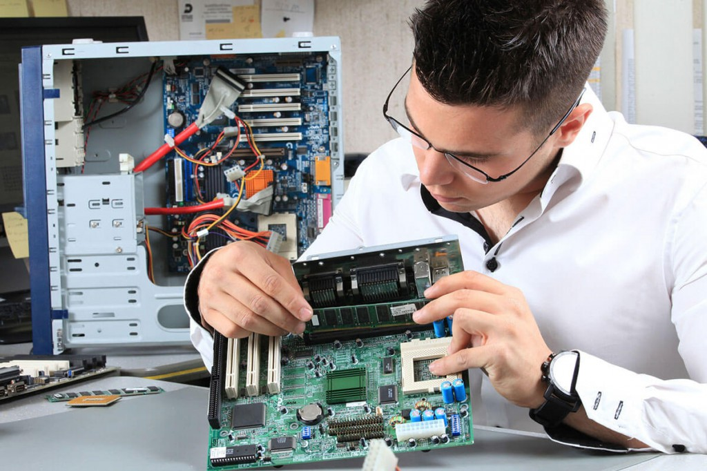Conserto de Notebooks e Microcomputadores